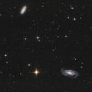 NGC 5033 & 5005,                                Adrien Soto