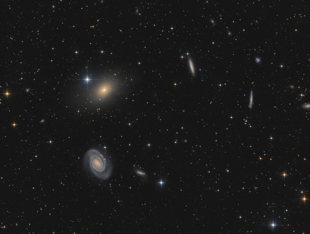NGC5363/5364 group,                                tommy_nawratil