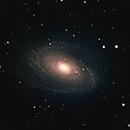 M81 Bode's Galaxy,                                poblocki1982