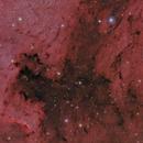 NGC 7000 - NGC,                                SuperGG83