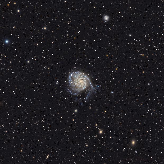 M101 Kosmodrome,                                basskep