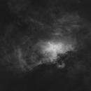 Starless View of M16 and Pillars of Creation,                                Nicholas