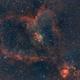 Melotte 15 & IC1805-Heart Nebula,                                Anders Gengård