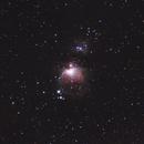 Orion Nebula,                                Luvi_Astrophotography