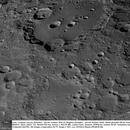 Lune : Cratères Clavius Maginus Street 28/05/15 625 mm barlow 2 IR 685 150% CATHALA Luc,                                CATHALA Luc