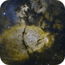 Tip of the Heart Nebula,                                Adam Jaffe