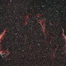 Vel Nebula,                                Wang-hua Li, Mack