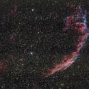 NGC 6992 im Cirrus Nebel,                                Peter Schmitz
