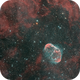 NGC6888 the Crescent Nebula,                                Jeremy Jonkman