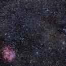 Rosette Nebula,                                Vedran