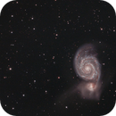 M51 in Medium Quality Sky,                                Stephan Linhart