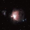 Orion Nebula,                                Wilsmaboy