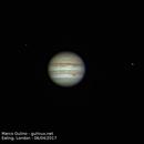 Jupiter, 06/04/2017,                                Marco Gulino