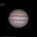 Jupiter, GRS, OVAL BA,                                Massimiliano Veschini
