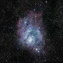 Lagoon nebula,                                Luis Armando Gutiérrez Panchana
