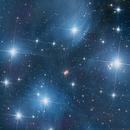 M45 - The Pleiades,                                Ricardo Tortosa