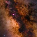 Milky Way 3*4 Mosaic,                                Zhuoqun Wu