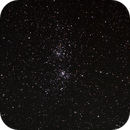 h and chi Persei (NGC 869/NGC 884) Double Cluster,                                Fritz