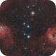 IC 405 - IC 410 : Nébuleuses de l'étoile flamboyante et du têtard,                                Ludovic