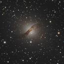 Centaurus A Galaxy,                                BQ_Octantis