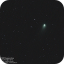 Comet 168P/Hergenrother on October 2012,                                José J. Chambó