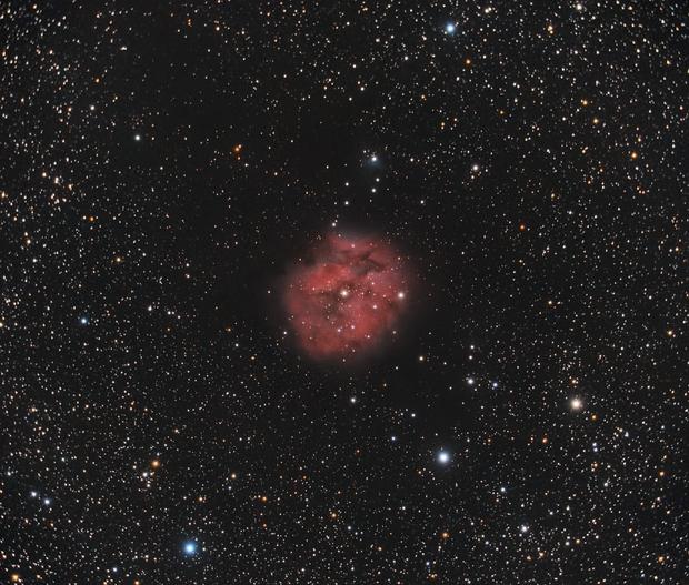 Cocoon Nebula,                                drivingcat