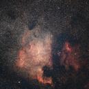 NGC7000 North American Nebula,                                Darren Pursel