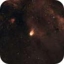 Flame NGC7538,                                Richard
