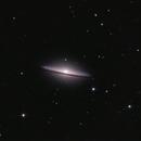 M 104- The Sombrero Galaxy,                                John Michael Bellisario