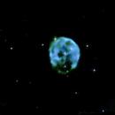 NGC246 The Skull Nebula,                                AlBroxton