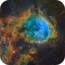 NGC3324,                                Philippe BERNHARD