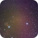 Orion + Flame Nebula,                                Andreas Sundell