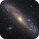 The Andromeda Galaxy , Messier 31, M31, or NGC 224,                                Piotr Ambroziak