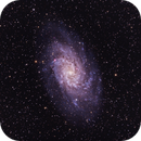 M 33,                                Gilles Chapdelaine