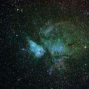 EtaCarinae25Mar2011-50x30s-10Dark-10Bias,                                ozgurunat