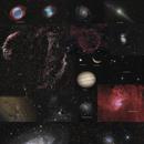 My astrophotography 2017,                                Maciej