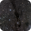 Barnard 13 Dark Nebula,                                hbastro