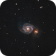 M51 - The Whirlpool Galaxy,                                Sara McAllister