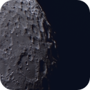 Clavius crater and surrounding craters,                                kenthelleland