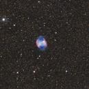 Nebulosa M 27 - Dumbbell,                                Gianluca Enne