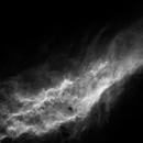 California Nebula starless,                                HaSeSky