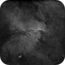 NGC 6188 Rim Nebula ( AKA Fighting Dragons ),                                Ivan Hancock