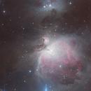 Messier 42 / 43,                                Carsten Jacobs