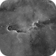 Elephant Trunk Nebula,                                apaquette