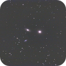 Messier 105 NGC 3384 NFC 3389,                                Anton