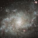 nucleo di M33,                                cristiano.c