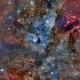 Eta Carinae Nebula - LRGB 10 seconds subs,                                Simon