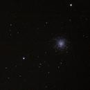 M13 - Great globular cluster in Hercules,                                DivisionByZero