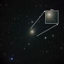 M87 Virgo A Jet, RoboScopes Pier 8,                                tjm8874
