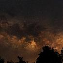 Milky Way Core 10-Panel Mosaic,                                David McGarvey